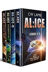 ALICE Box Set 1-4 Kindle Edition