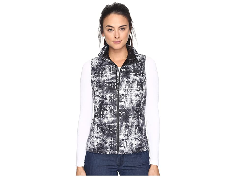 The North Face ThermoBalltm Vest (TNF Black Shibori Print (Prior Season)) Women