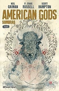 American Gods Sombras nº 07/09 (Biblioteca Neil Gaiman)