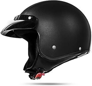 Suchergebnis Auf Für Jethelme 1 Stern Mehr Jethelme Helme Auto Motorrad