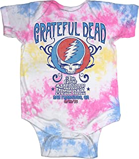 Blue Mountain Dyes LLC Licensed Grateful Dead American Music Hall One Piece