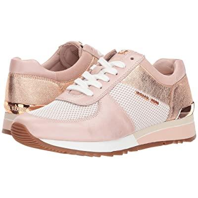 MICHAEL Michael Kors Allie Trainer (Soft Pink) Women