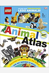 LEGO Animal Atlas: with four exclusive animal models Hardcover