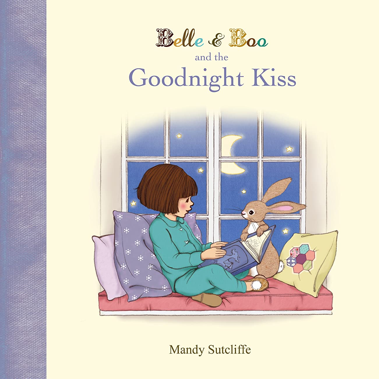 泣く指標リアルBelle & Boo and the Goodnight Kiss (English Edition)