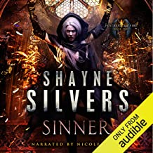 Sinner: Feathers and Fire, Book Five