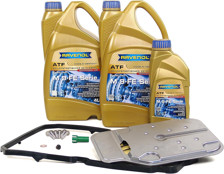 Blau F2A1520-A Automatic Transmission Ranking TOP7 Fluid Award Filter - Compati Kit