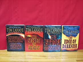 Babylon Rising Series, Complete Set, Volumes 1-4 by Tim LaHaye, Hardcover (Babylon Rising/ The Secret on Ararat/ The Europ...