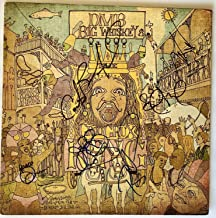 Dave Matthews Band Autographed Signed Memorabilia Album Dmb Groo Grux Lp 6 Sigs Beckett Loa