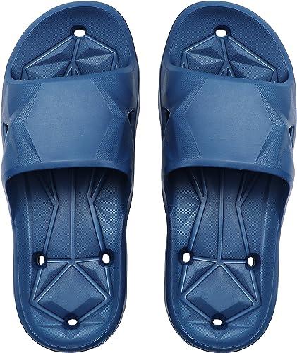 Slipper for Men s and Women s Flip Flops Home Fashion Slides Open Toe Non Slip