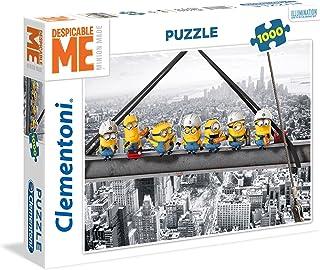 Clementoni 39370 - Minions - 1000 delen puzzel