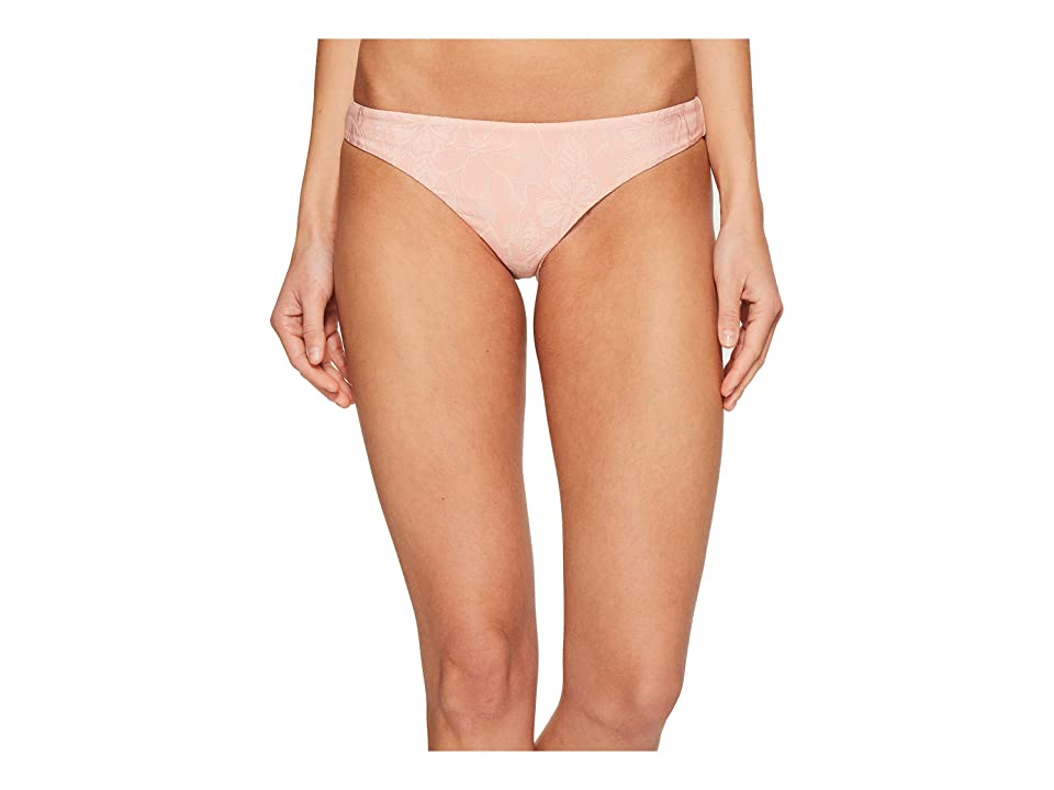Amuse Society Violah Skimpy Bikini Bottom (Desert Rose) Women