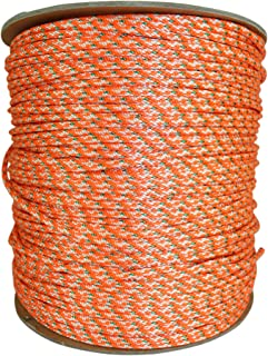 Dacron Polyester Pull Cord (#4) – SGT KNOTS – Solid Braid Rope – Small..