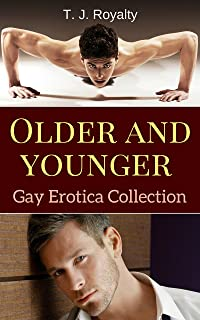 Older and Younger Gay Erotica Collection