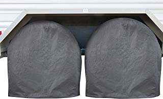 "Quick Products QP-521051 Economy RV/Camper Wheel Cover - 36""-39"", Pair"