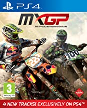 pqube MXGP - The Official Motocross Videogame (PS4)