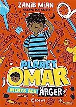 Planet Omar (Band 1) - Nichts als Ärger: Comic-Roman ab 8 Jahre - ausgezeichnet mit dem Lesekompass 2021 (German Edition)