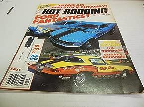 Popular Hot Rodding December 1980 Trans Am Pro Stock Cutaway! (Popular Hot Rodding)