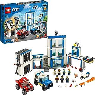 LEGO City Police - Comisaría de policía, juego de