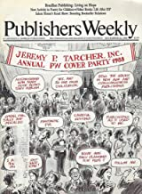 Publishers Weekly Magazine November 25, 1988: Jeremy P. Tarcher, Inc. Annual PW Cover Party 1988, Brizilian Publishing, New Activity in Poetry for Children & other artilces