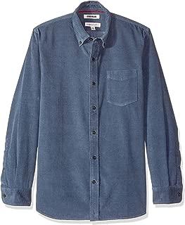 Amazon Brand - Goodthreads Men's Standard-Fit Long-Sleeve Corduroy Shirt