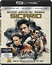 Sicario 4K Ultra HD