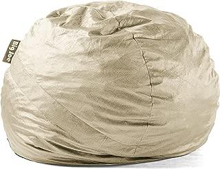 Big Joe Foam Filled Bean Bag Chair, Large, Oat - 0010659