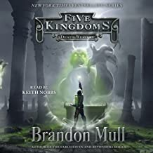 Death Weavers: Five Kingdoms, Book 4