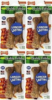 Nylabone Healthy Edibles Dog Chew Flavored Treat Bones