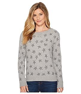 All Over Stars Crew Sweatshirt