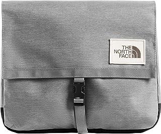 The North Face Berkeley Satchel Mid Grey Light Heather/Tnf Black Heather One Size