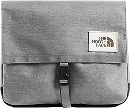 The North Face Berkeley Satchel, Mid Grey Light Heather/TNF Black Heather, OS