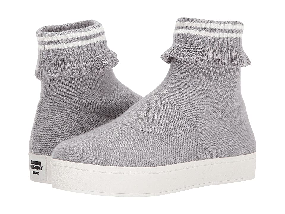 Opening Ceremony Bobby Slip-On (Heather Grey) Women