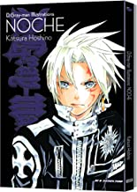 D.Gray-man Illustrations
