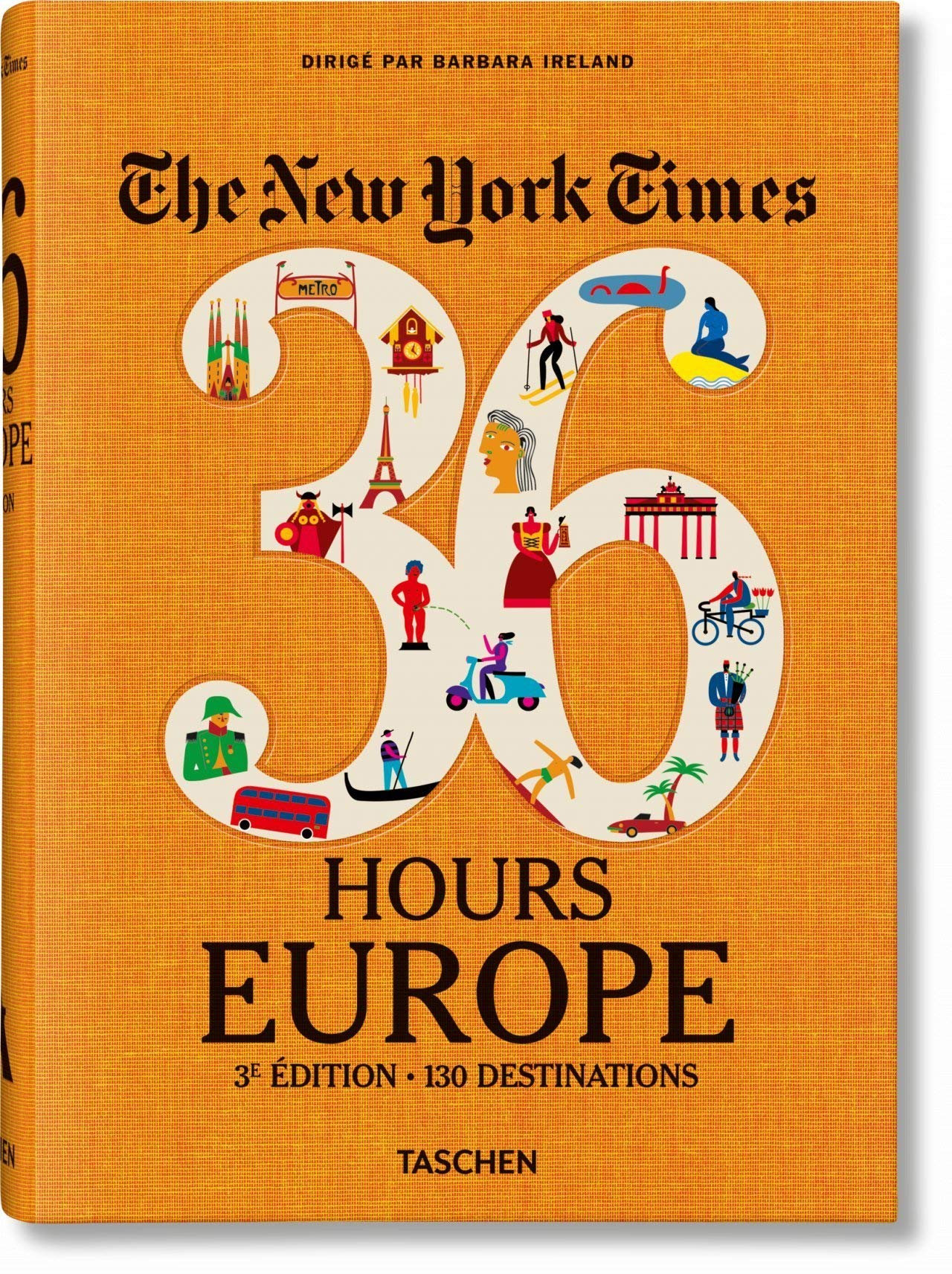 Image OfThe New York Times 36 Hours : Europe