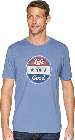 Americana Coin Crusher Tee