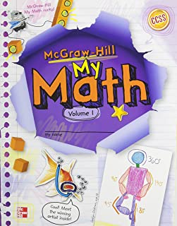McGraw-Hill My Math, Grade 5, Student Edition Package (Volumes 1 and 2)