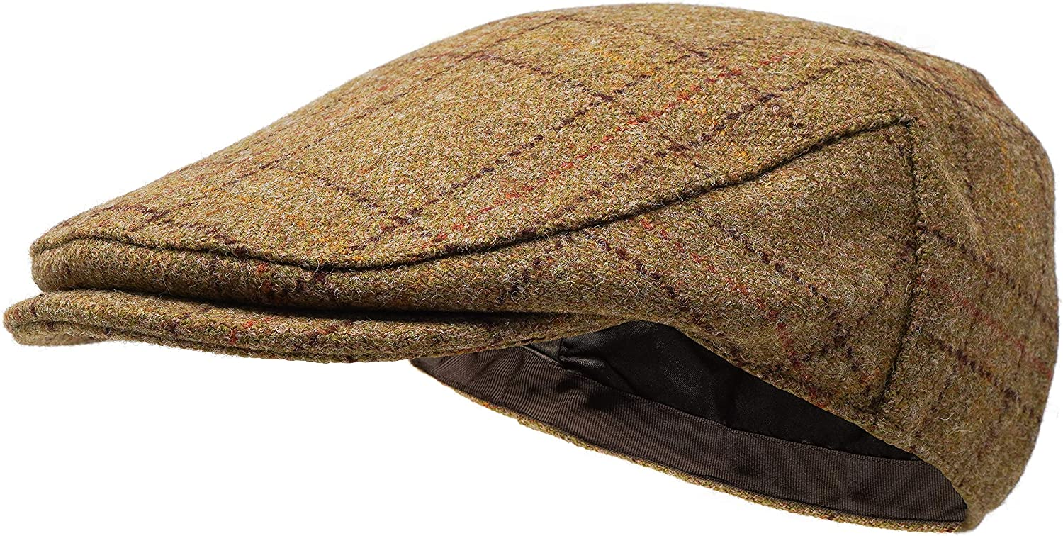 Borges Scott safety Woodsman Flat Cap Fully Direct sale of manufacturer - – Yorks Waterproof