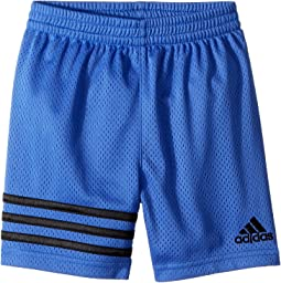adidas Kids - Defender Shorts (Toddler/Little Kids)