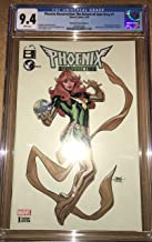 PHOENIX RESURRECTION: THE RETURN OF JEAN GREY #1 CGC 9.4 - TERRY DEDSON VARIANT BY UNKNOWN COMICS EDITION A, 1ST PRINT, 2018.