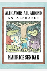 Alligators All Around Board Book: An Alphabet Board book