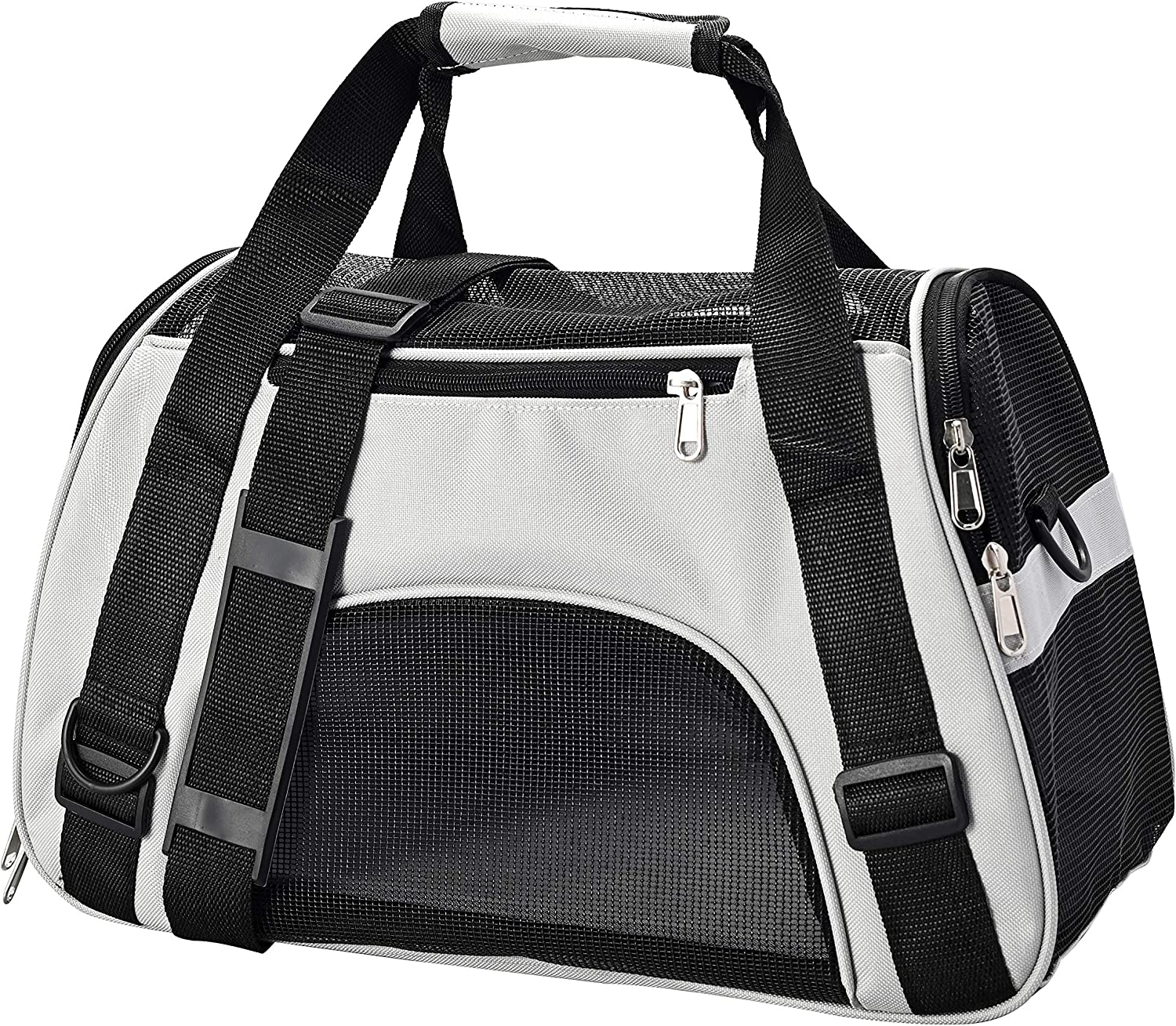 PPOGOO Pet Carriers for Small Cats Cheap bargain 10kg Dogs 17x7.5x11 22lb and Max 50% OFF