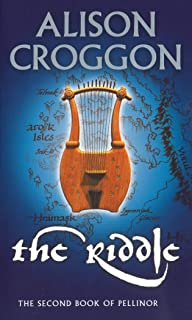 The Riddle: The Second Book of Pellinor (The Books of Pellinor 2)
