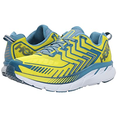 Hoka One One Clifton 4 (Sulphur Spring/Midnight) Men