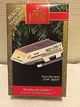 Hallmark Shuttlecraft Galileo - 1992 Keepsake Ornament