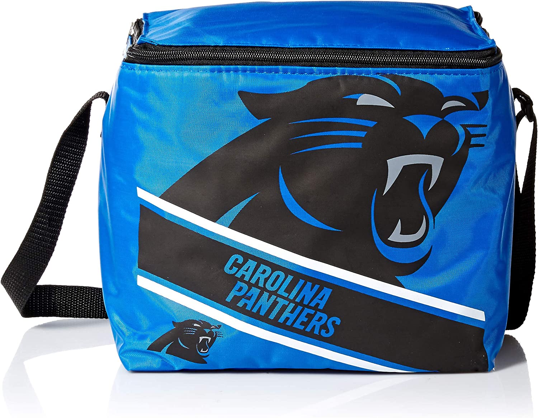 quality assurance FOCO NFL Big Logo Cooler Stripe 100% quality warranty 12-Pack