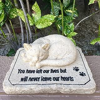 ペット メモリアル グッズ 猫 お墓 墓石 Stones-Cat