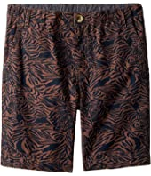 Zebra Shorts (Toddler/Little Kids/Big Kids)
