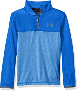 Under Armor Boys' Threadborne ¼ Zip