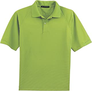 Port Authority - Dry Zone Ottoman Polo Sport Shirt. K525 - XXXXX-Large - Green Oasis