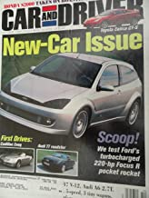 2000 Honda S2000 / BMW M Roadster / Mercedes SLK / Porsche Boxster / Ford Focus / Hyundai Elantra / Suzuki Esteem Road Test